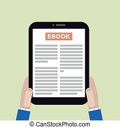 ebook, קדור