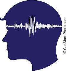 electroencephalogram, לוגו, הובל