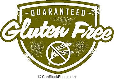 guaranteed, gluten, חינם