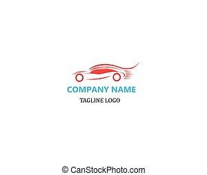 logo.eps, מירוץ של מכונית