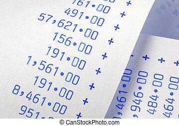 numbers., computational, שקלל, מחירים, פסים, הוצאות, הכנסות