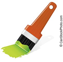 paint., צחצח