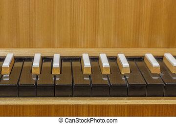 pianoforte, home., מוסיקלי, instrument., שחק, כלי, פסנתר, גדול, keyboard., חזית, concept., לבן, הופעה, למד, piano., כלי, הבט