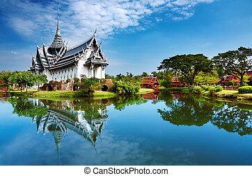 sanphet, ארמון, פראסאט, תאילנד