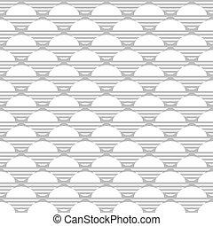 seamless, גיאומטרי, pattern.