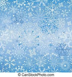 (seamless), חג המולד, נפילת שלג
