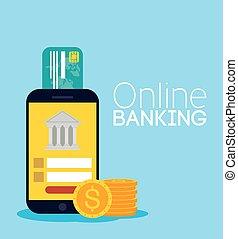 smartphone, בנקאות אונליין, טכנולוגיה