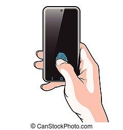 smartphone, העבר