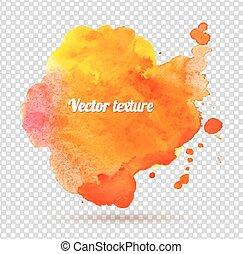 texture., וואטארכולור, תקציר