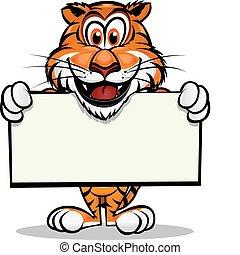 tiger, קמיע, חמוד