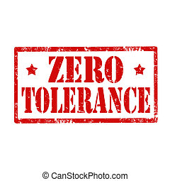 tolerance-stamp, אפס