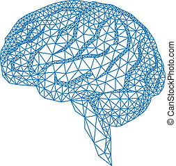 vecto, מוח, תבנית גיאומטרית